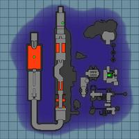 Testing facility map