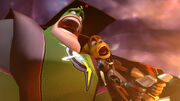 Ratchet and Qwark