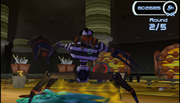 Upgraded Spiderbot