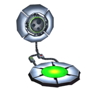 Invinco-lock from R&C (2002) render