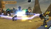 Nitro Launcher gameplay