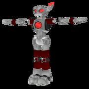Robot NPC render