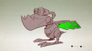 Peckbot from R&C (2016) concept art