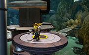 Cobalia rotating platforms