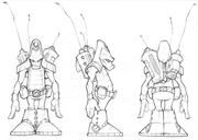 Blarg trooper concept art