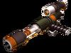Flux Rifle render
