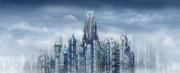 Megapolis concept art