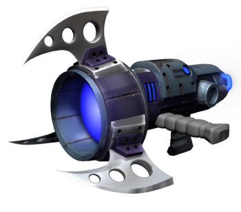 Plasma Coil | Ratchet & Clank Wiki | FANDOM powered by Wikia