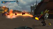 Meteor Gun gameplay