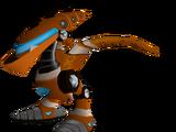 Robosquawker