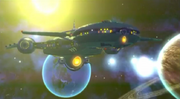 Vorselon's Warship