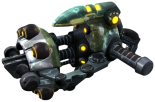 Mag-Net Cannon