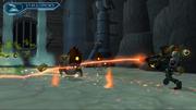 Lava Gun gameplay