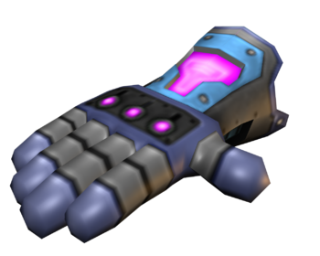 Holoshield Glove