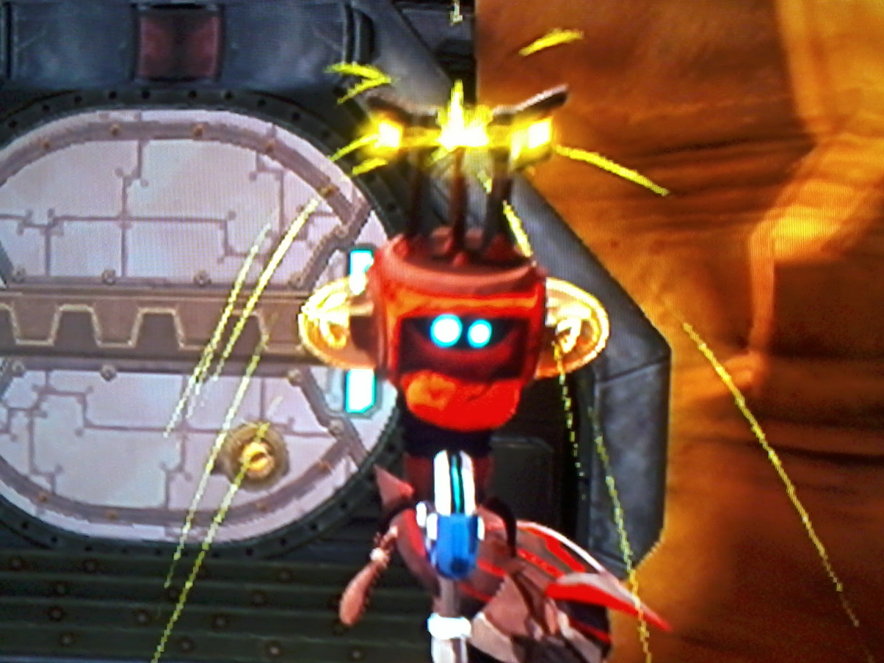 Battery Bot Ratchet Amp Clank Wiki Fandom Powered By Wikia