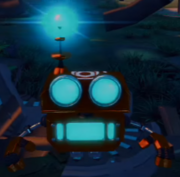 Infobot - Into the Nexus