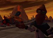 Pilot's Helmet demo