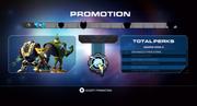 Promotion menu ffa