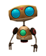Infobot from R&C (2002) render