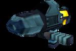 Gravity Bomb from UYA multiplayer render