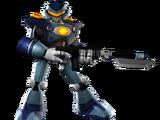 Soldier bot