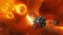 Rakar Star Cluster