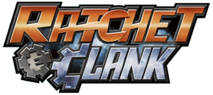 Ratchet and Clank Future series logo