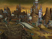 Kyzil Plateau from R&C (2002) screen 1