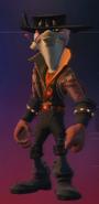 QForce skin - The Smuggler