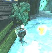 Hidden City of Balkai, Snow Storm gold bolt 1