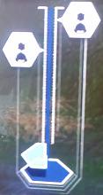 Intrusion meter