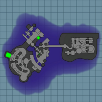 Canal City map