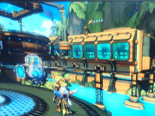 File:Ratchet and Clank at the tropical Kerchu fortress.jpg