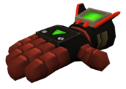 Mine Glove render