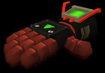 Mine Glove