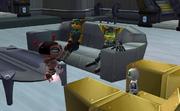 Qwark Starts a New Job