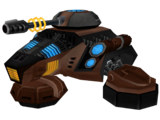 Megacorp Hover Tank