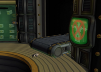 Clank escapes from factory 2