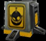 Glove of Doom ammo render