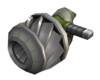 Suck Cannon from UYA render