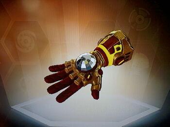Groovibomb Glove