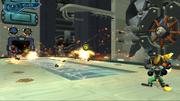 Gravity Bomb gameplay