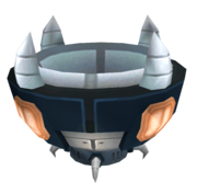 Megacorp Chickenbot Generator render