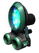 Electrolyzer Portal promo render