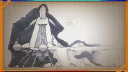 Qwark's hideout concept art