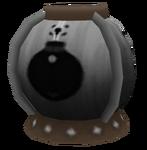 Bomb Glove ammo render
