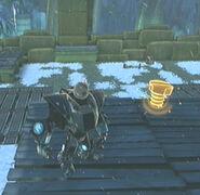 Hidden City of Balkai, Snow Storm gold bolt 3