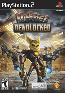 Deadlocked front cover (US)