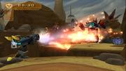 Shock Blaster gameplay