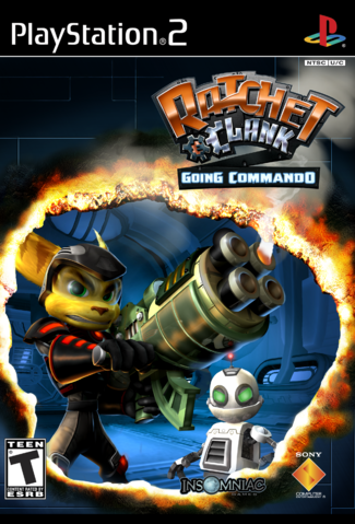 File:Going Commando front cover (US).png